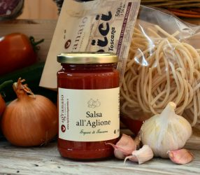 Salsa all'aglione Il granaio di Gabriello