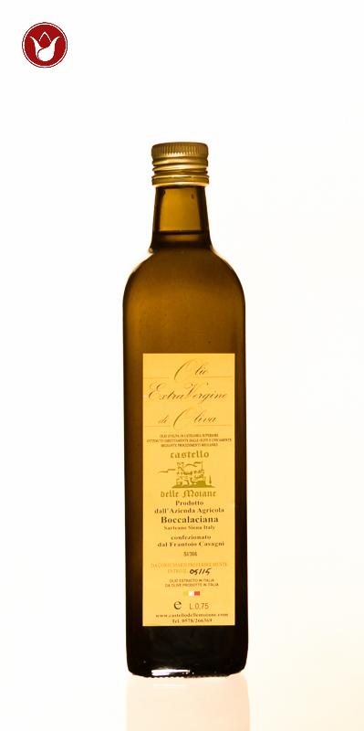 olio extra vergine di oliva az. agr. Boccalaciana