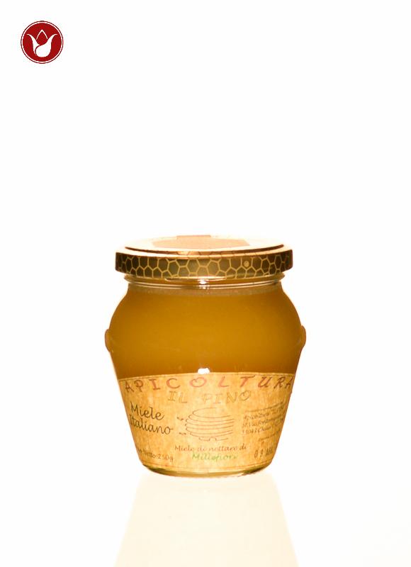 Miele millefiori Apicoltura il Pino