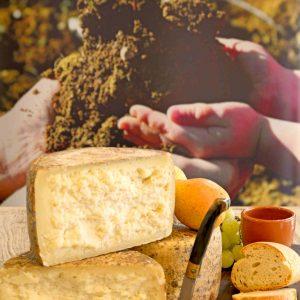 formaggio stagionato di capra