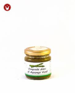 Composta dolce di asparagi verdi Tenuta Astrone