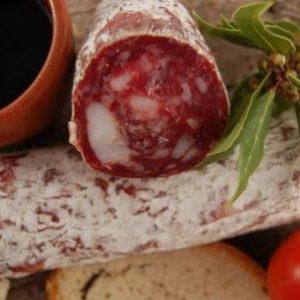 salamino Toscano di cinta senese
