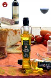 Olio aromatizzato al tartufo bianco Le gioie di Gabri