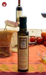 Olio extravergine di oliva di Casa Chianella 250 ml