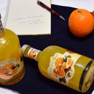 Arancino-Liquore all'Arancia