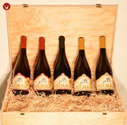 Box legno Birra