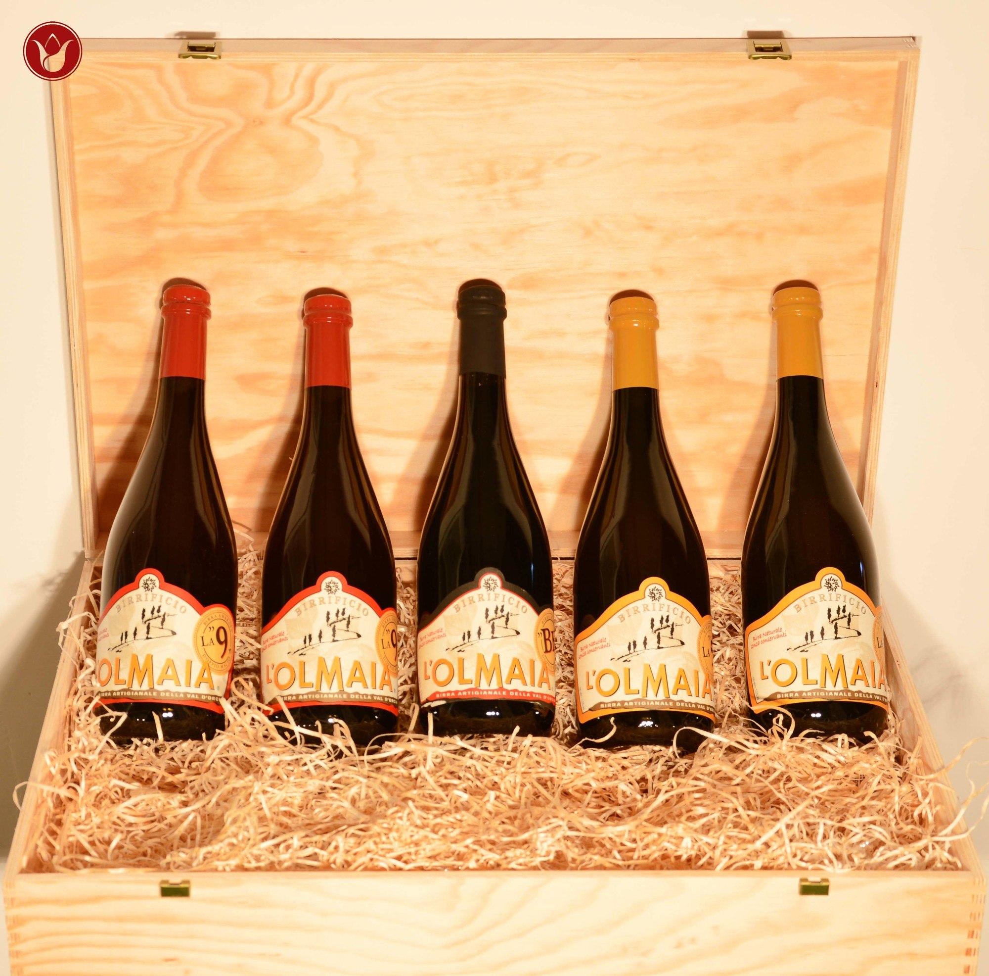 box 6 birre