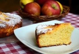 torta di mele facile