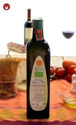 Olio extravergine di oliva Biologico - Terre di Siena DOP Az. Giannotti