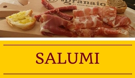 Salumi Tipici Toscani