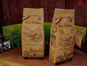 Caffè d'Orzo tostato a legna