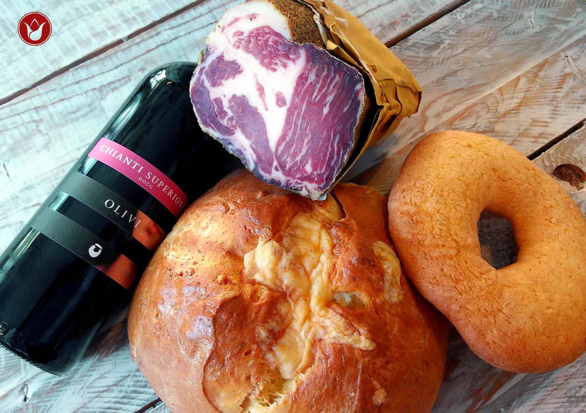 Colazione Toscana di Pasqua