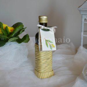 Olio extravergine di oliva con scatolina di confetti