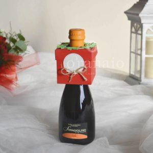 Birra artigianale con scatolina di confetti