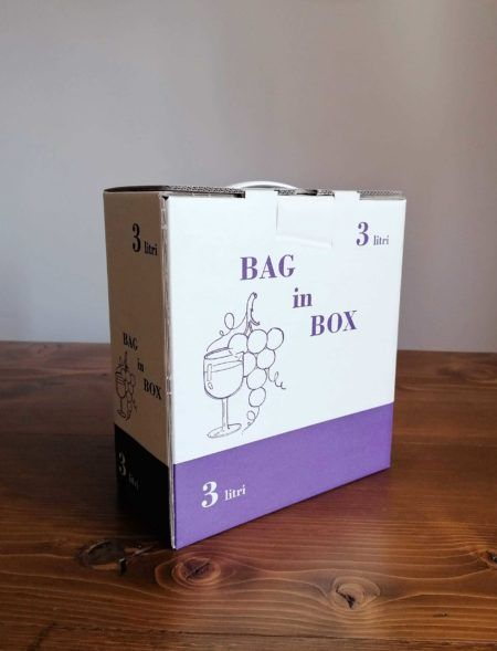 Bag in box 3 lt