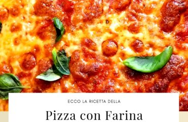 pizza con farina integrale